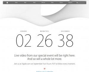 Apple-Countdown