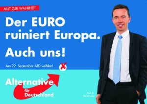 Pegida AfD Bernd Lucke