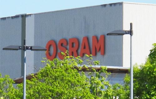 Osram in Augsburg