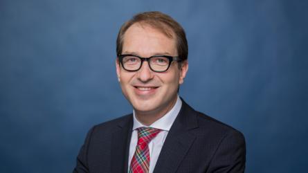"""""""Ausländer-Maut"""": Alexander Dobrindt"""