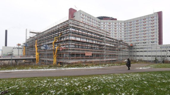 Augsburger Uni-Klinik