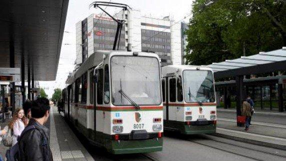 Tram Augsburg