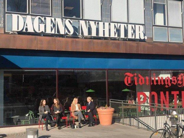 Schwedens Zeitungen