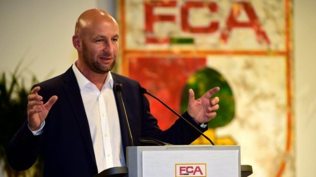 FCA-Präsident Klaus Hofmann