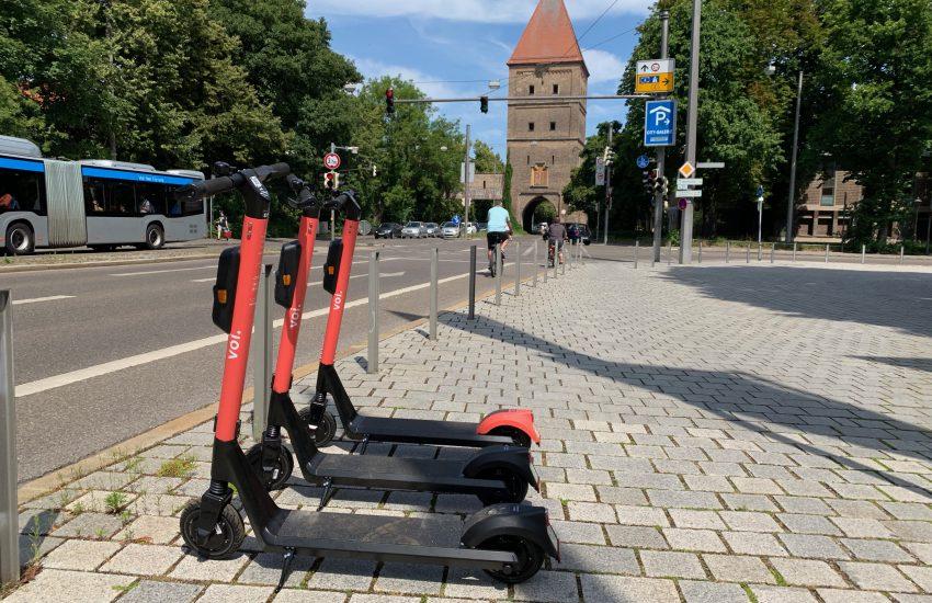 eScooter Augsburg