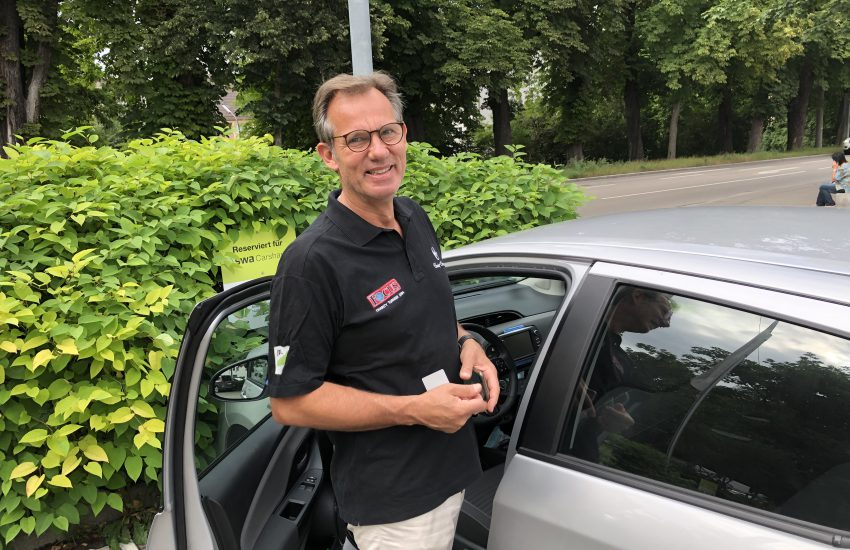 Carsharing In Augsburg